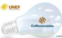 OnRenewables: New partner of the UNEF (Unión Española Fotovoltaica)